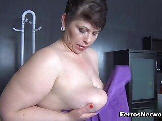 StunningMatures Video: Caroline M coupled with Gerhard