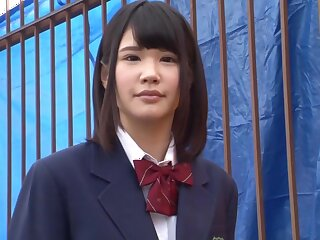 Fabulous Japanese doll Minami Kashii with reference to Hottest interracial, academy JAV glaze