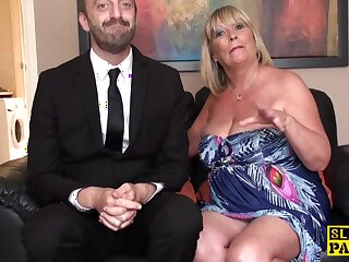 Heavy british bdsm substantial squirts not later than having it away