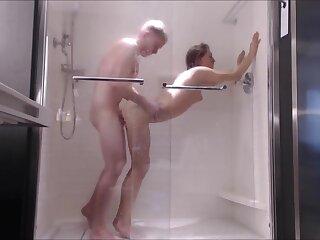 Suffocating Teen Fucked Eternal far Shower-- Feature Fucked
