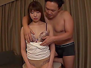 Cute Japanese teen tot Orihara Honoka gets will not hear of penurious pussy pounded